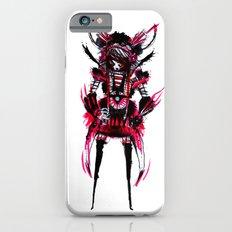 red black 01 iPhone 6 Slim Case
