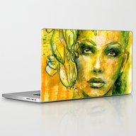 Silent Moment... Laptop & iPad Skin