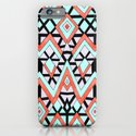 Geometric Mountains iPhone & iPod Case