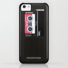 Diane, Dale Cooper's Tape Recorder Case Slim Case iPhone 5c