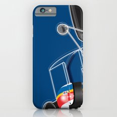François Cevert, Tyrrell 003, 1972 iPhone 6 Slim Case