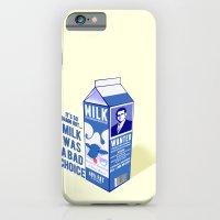 Milk was a Bad Choice ~ Brick Wanted (Anchorman) iPhone 6 Slim Case