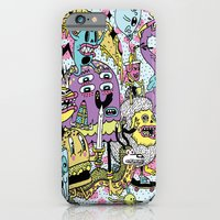 The Adventures of Rad Story iPhone 6 Slim Case