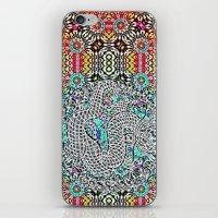 Dragon Garden iPhone & iPod Skin
