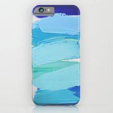 Ocean Blues No. 2 iPhone 6 Slim Case
