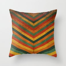 The Mountain of Wishes Throw Pillow