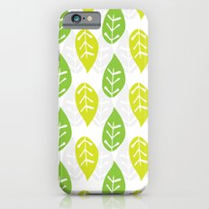 Turn Over A New Leaf iPhone 6s Slim Case