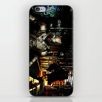Hide & Seek iPhone & iPod Skin