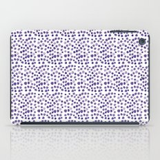 BLUE DOTS iPad Case