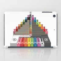 Kawaii Speak Visual : De… iPad Case