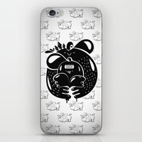 HugBall iPhone & iPod Skin