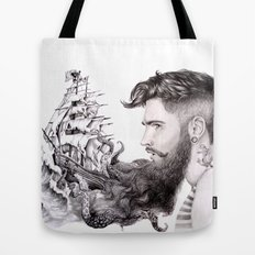 Sailor's Beard Tote Bag