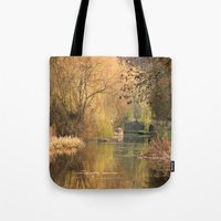 Tranquil Days Tote Bag