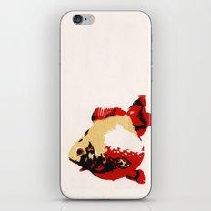 Gold Fish 1 iPhone & iPod Skin