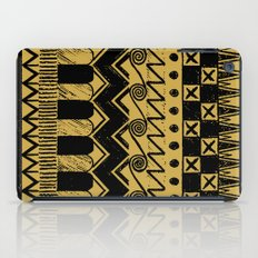 Aztec Egypt iPad Case