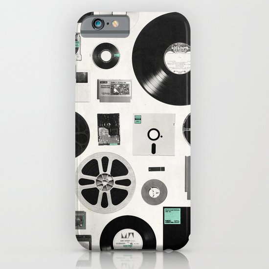 Data iPhone & iPod Case
