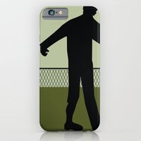 iPhone & iPod Case featuring Walking Dead by Drix Design