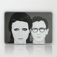 Lisbeth And Mikael / The… Laptop & iPad Skin