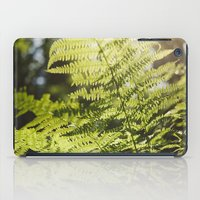 Sun leaf iPad Case
