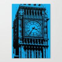 London L Canvas Print