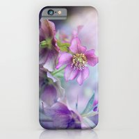 iPhone & iPod Case featuring hellebore by Sylvia Cook Photography
