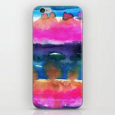 Wanderlust #8 iPhone & iPod Skin