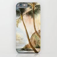Palm Paradise iPhone 6 Slim Case
