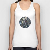 In the city Unisex Tank Top