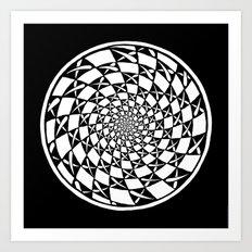 Aspirah, Absolute Art Print