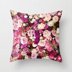 Kate Spade - Roses Throw Pillow