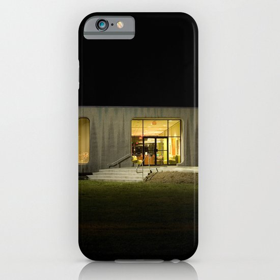 Building at Night iPhone & iPod Case