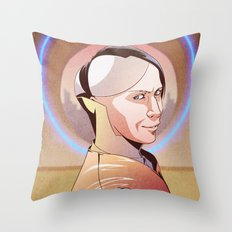 Chaos (Zorg - The Fifth Element) Throw Pillow