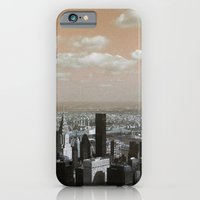 iPhone & iPod Case featuring between two worlds by Françoise Reina