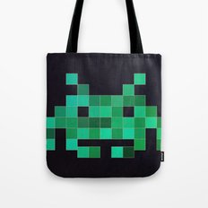 Spaceinvaders Tote Bag