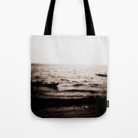 Leave With Me, Across Th… Tote Bag