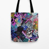 RADICAL ▲  SYNTHIA  Tote Bag