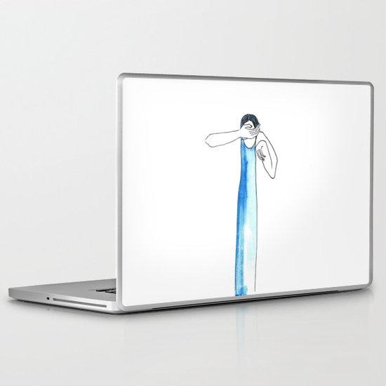 character V Laptop & iPad Skin