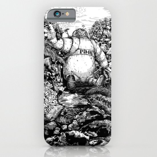 A long time ago... iPhone & iPod Case