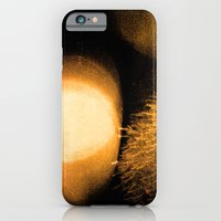 Dark Night Amber iPhone 6 Slim Case