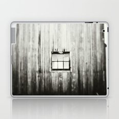 Barn Black & White Laptop & iPad Skin