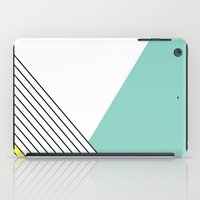 MINIMAL COMPLEXITY iPad Case
