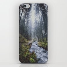 Damped feelings iPhone & iPod Skin