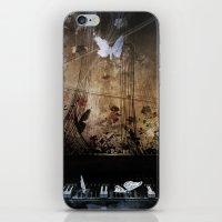Piandemonium - Piano Rorschach iPhone & iPod Skin