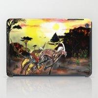 Final Fantasy 8 Chimera vs Mesmerize iPad Case