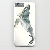 Humpback Whale iPhone 6 Slim Case
