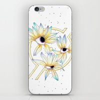 Ruptured Sun iPhone & iPod Skin
