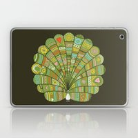 Peacock at Dawn Laptop & iPad Skin