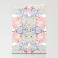 Wildflower Symmetry Stationery Cards