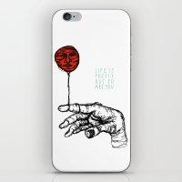 Life Is Pretty iPhone & iPod Skin