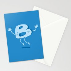 B Happy! Stationery Cards